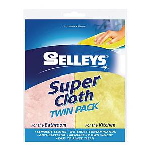 Selleys Super Cloth Twin Pack