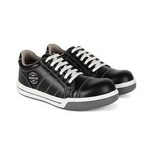WARRIOR รองเท้านิรภัย รุ่น GLADSTONE PU SOLE S3 SRP เบอร์ 42 สีดำ