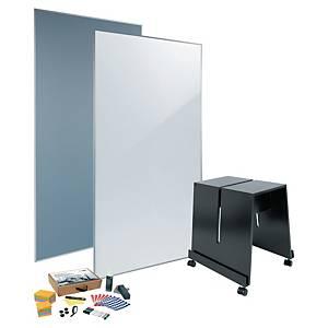 Sigel Meet Up set met prikbord en whiteboard, staander en diverse accessoires