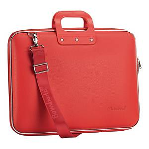 Torba na laptop BOMBATA Maxi 17  czerwona