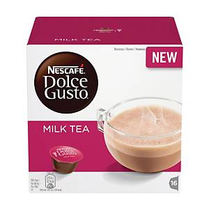 NESCAFÉ Dolce Gusto Milk Tea Capsule - Box of 16