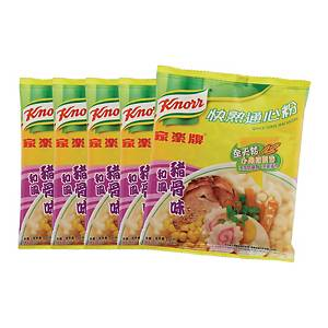 Knorr Macaroni Pork - Pack of 5