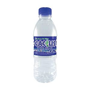 Cactus Mineral Water 350ml - Box of 48