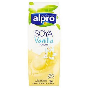 Alpro sójový nápoj vanilkový, 250 ml