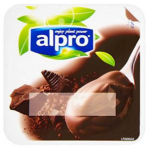 Alpro sojový dezert čokoládový, 125 g