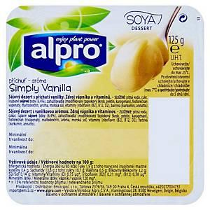 Alpro sojový dezert vanilkový, 125 g