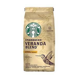 Starbucks Coffee Veranda Blend Roast Ground Coffee - 200g