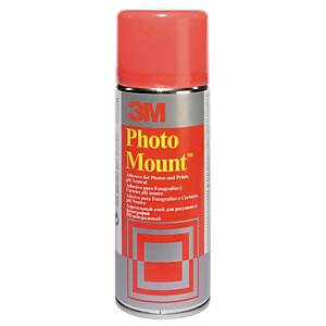 Sprühkleber 3M Photo Mount™ 050777, 400 ml, transparent, 1 Dose
