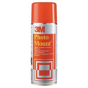 Colla spray Photo Mount 3M permanente per stampe fotografiche 400 ml