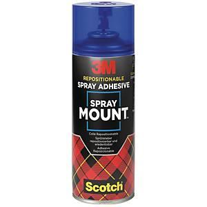 3M Spray Mount glue in spray 400 ml