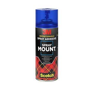Espray adhesivo para montajes sucesivos 3M Spray Mount - 400ml