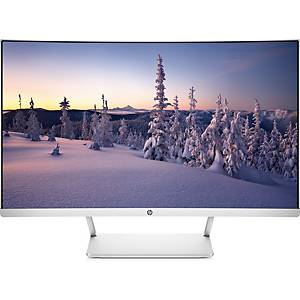 HP 27 Curved LED Monitor