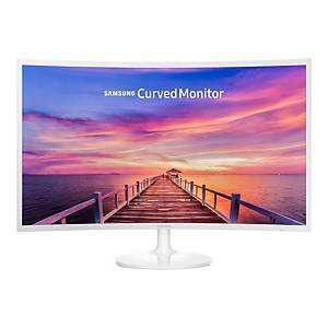 Samsung CF39 Curved Full HD Monitor 32  White