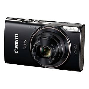 Canon IXUS 285 HS Camera 20.2MP FHD 25mm WiFi Black