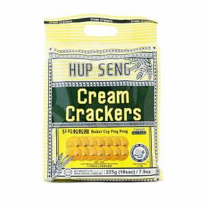 Hup Seng Special Cream Crackers - Pack of 10