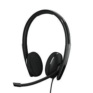 EPOS-Sennheiser SC160 Binaural Headset USB