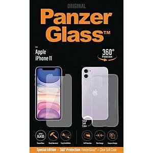 Skärmskydd PanzerGlass Apple iPhone 11 PRO med PG-case