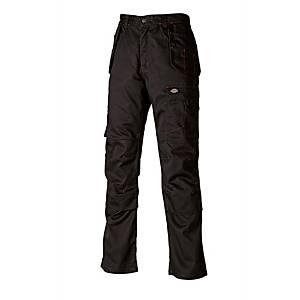 Dickies WD801 Work Trouser 32R Black