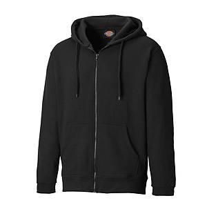 Dickies SH11500 Zip Hoodie X-Large Black