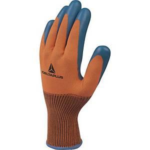 Pair Delta Plus VE733 Glove 11 Blue/Orange