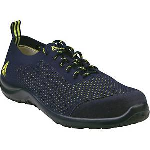 Delta Plus Summer S1P Safety Shoe S44 (UK10) Blue/Yellow
