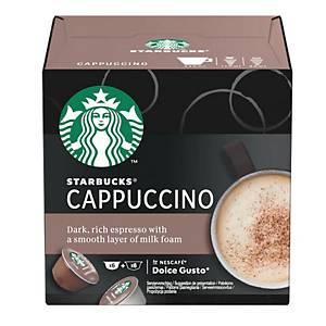 STARBUCKS Cappuccino by NESCAFÉ Dolce Gusto - Box of 12