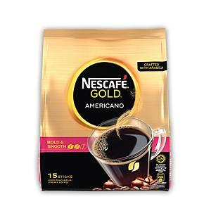 Nescafe Gold Americano - Pack of 15