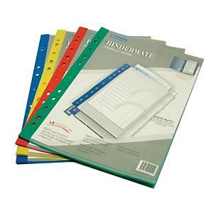 Bindermax Display Book 10 Pocket