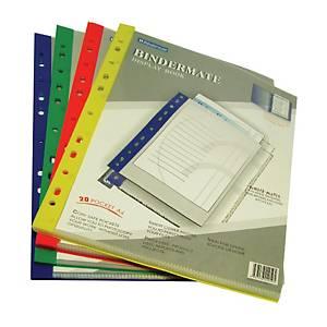 Bindermax Display Book 20 Pocket