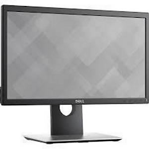 Dell P2018HE LED Monitor 20  Black