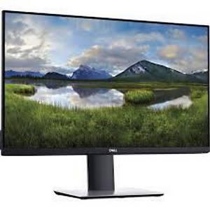 Dell P2719H LED Monitor 27  Black