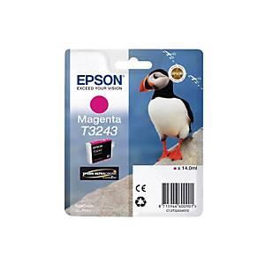 EPSON Tintenpatrone magenta T324340 SureColor SC-P400 14ml