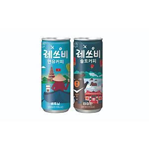 PK30 LET S BE VIETNAM MILK COFFEE 240ML