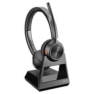 Headset Plantronics Poly Savi 7220 Office Duo