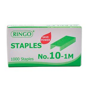 Ringo 1000 Staples No. 10 - Box of 20