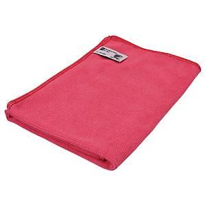Taski JM Ultra mikrokuitupyyhe 32x32 punainen, 1 kpl=20 liinaa