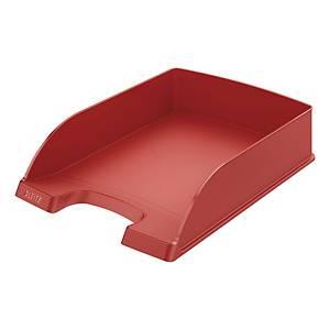 Bac à courrier Leitz Plus Standaard 5227, A4, rouge