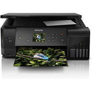 Epson ET-7700 EcoTank Multi-Function Colour Inkjet Printer A4