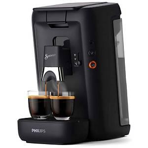 PHILIPS QUADRANTE BLACK COFFEE MAKER