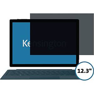 Skärmfilter Kensington Privacy 626449, till Microsoft Surface Pro4, löstagbart