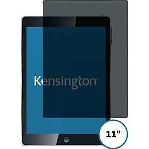 Skærmfilter Kensington Privacy 626785, iPad Pro 11  2018, aftageligt