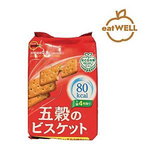 BOURBON 百邦五穀高纖餅 - 2大包