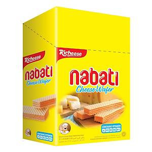 Nabati Richeese Wafer 8G - Box of 20
