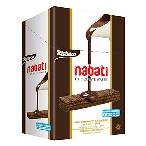 Nabati Richoco Chocolate Wafer 8G - Box of 20