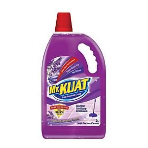 Mr Kuat Multi-surface Floor Cleaner 2l Aromaclean