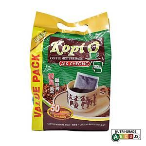 Aik Cheong Kopi-O - Pack of 50 x 10G