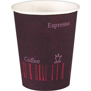 PK80 COFFEE CUP PAPER 20CL