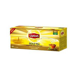 LIPTON GOLD ČAJ 25X1.5G