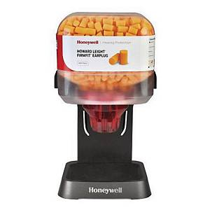 HOWARD HL400 EARPLUG DISPENSER - WITH PACK OF 400 FIRMFIT EARPLUGS