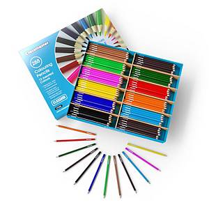 Classmaster Colouring Pencils, Pack of 288